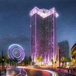 The proposed W Hotel & Residences.