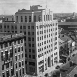 Historic photo of 600 Carondelet Street, which will house the New Orleans Ace Hotel.  Photo via Ace Hotels.