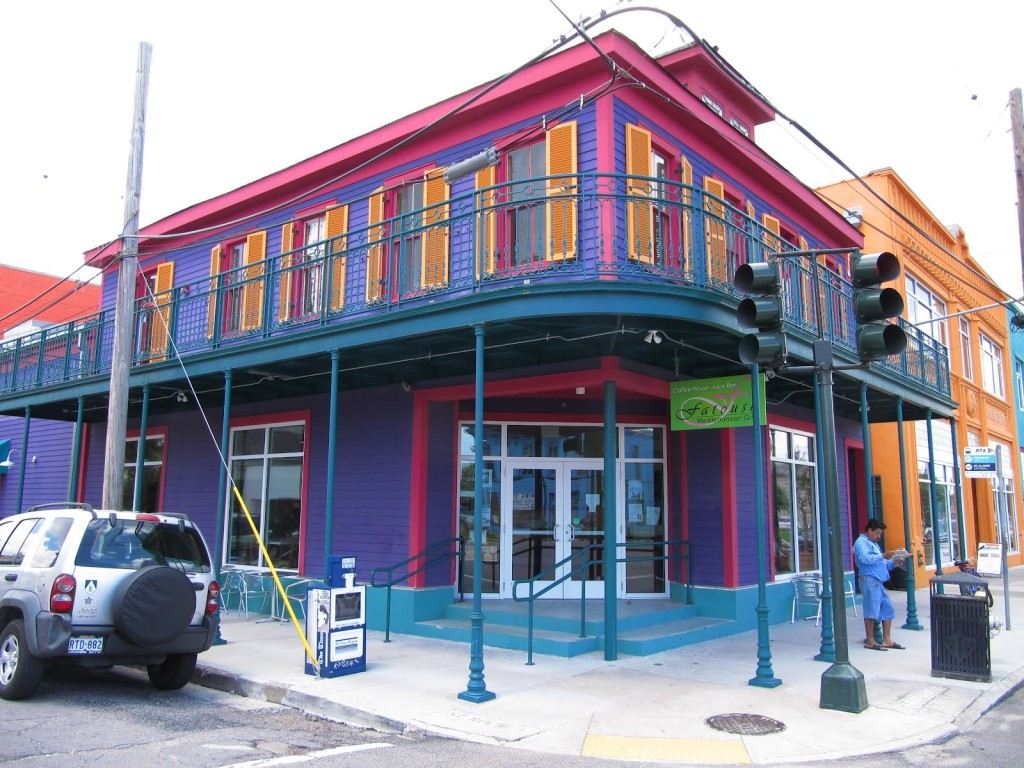 Kabacoff's New Orleans Healing Center