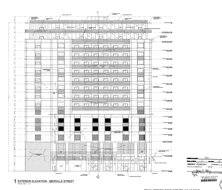 1031 Canal Plans 1