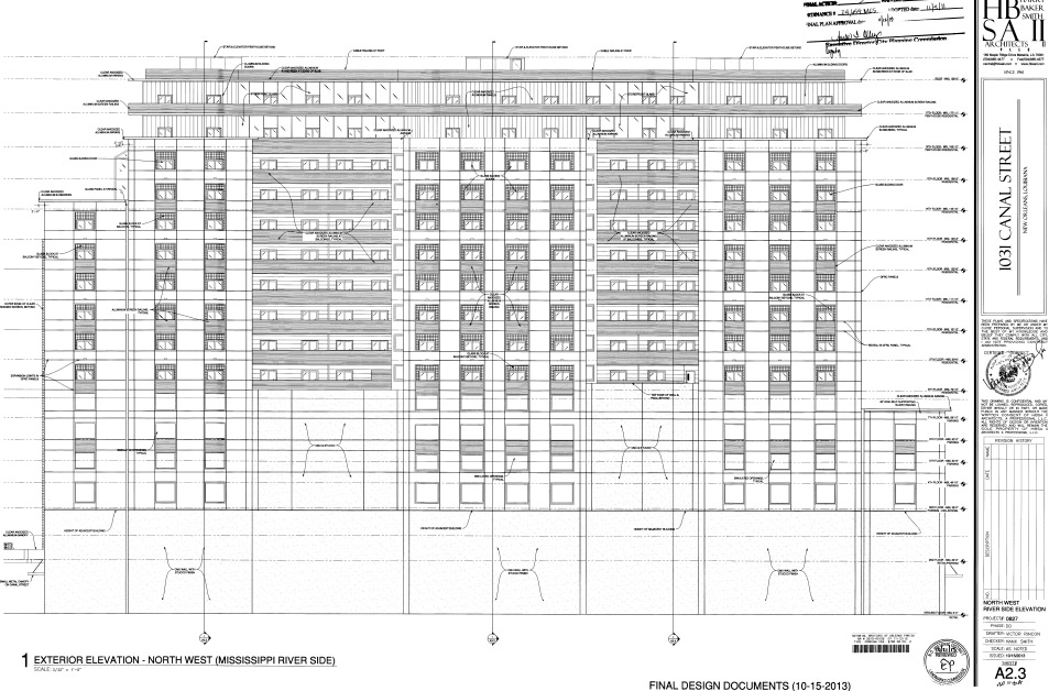 1031 Canal Plans 2