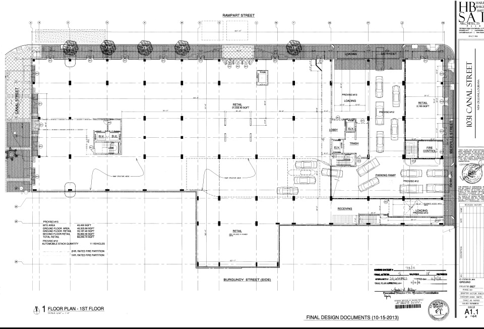 1031 Canal Plans 5