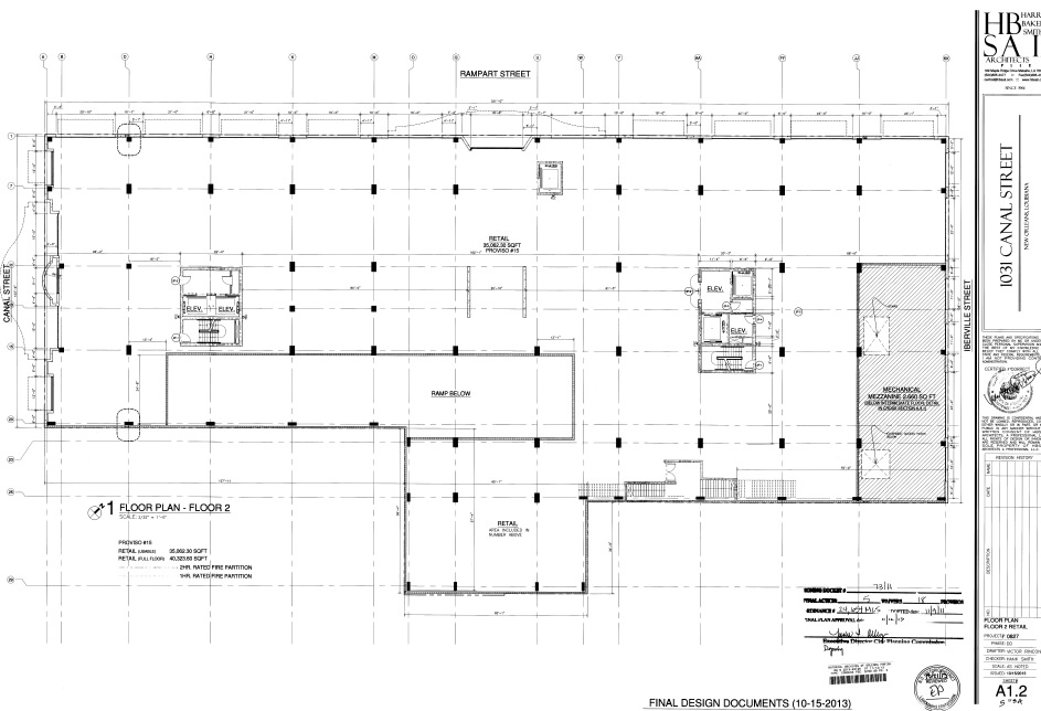 1031 Canal Plans 6
