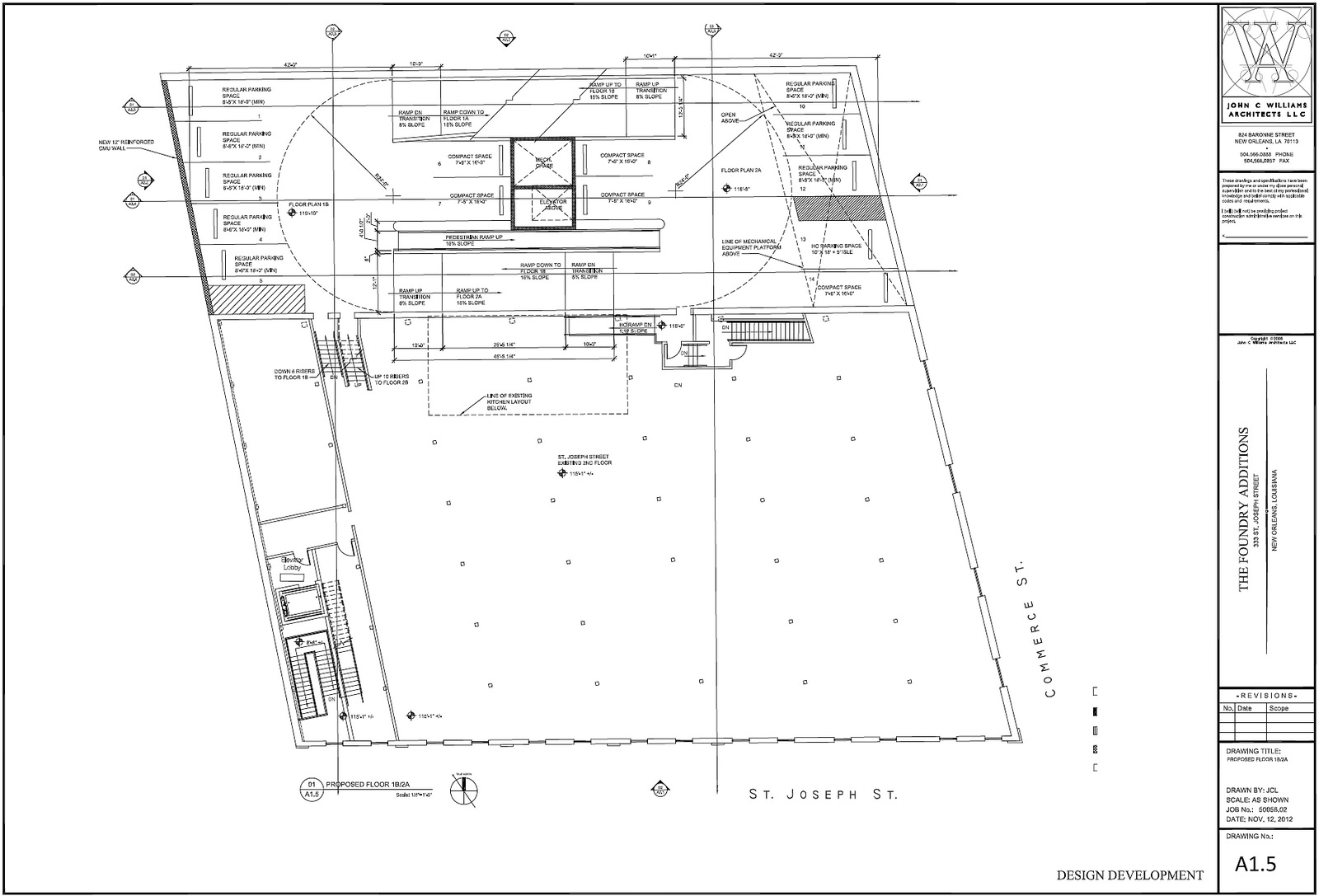 The Foundry Plans 3