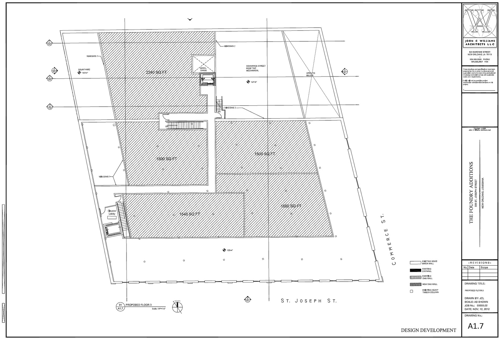 The Foundry Plans 5