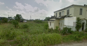 Blighted Lot