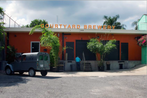 Image via Courtyard Brewery Facebook page