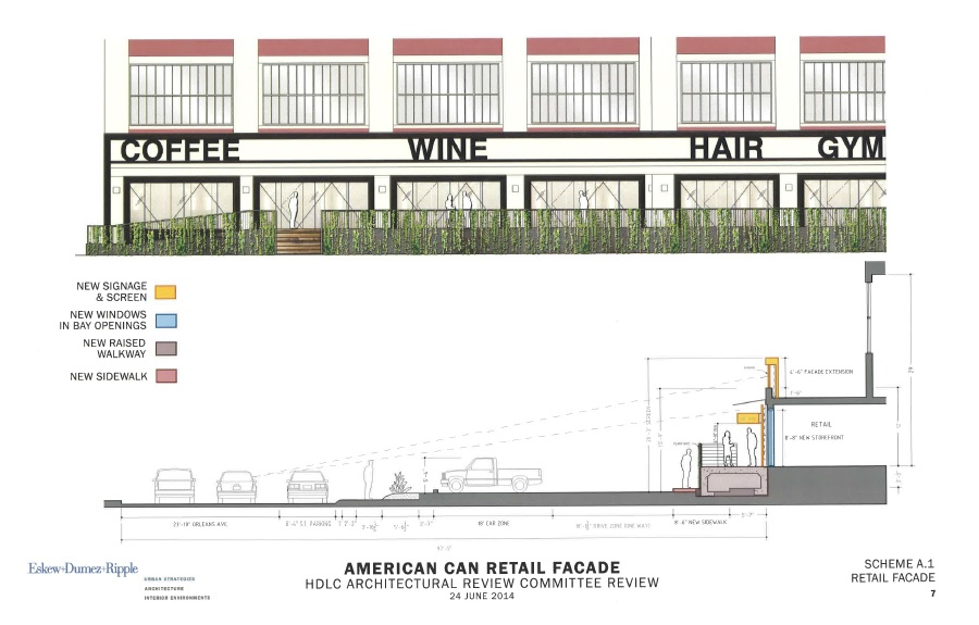 American Can Apartments Designs 2