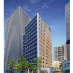 Rending of the new hotel via HIlton Hotels