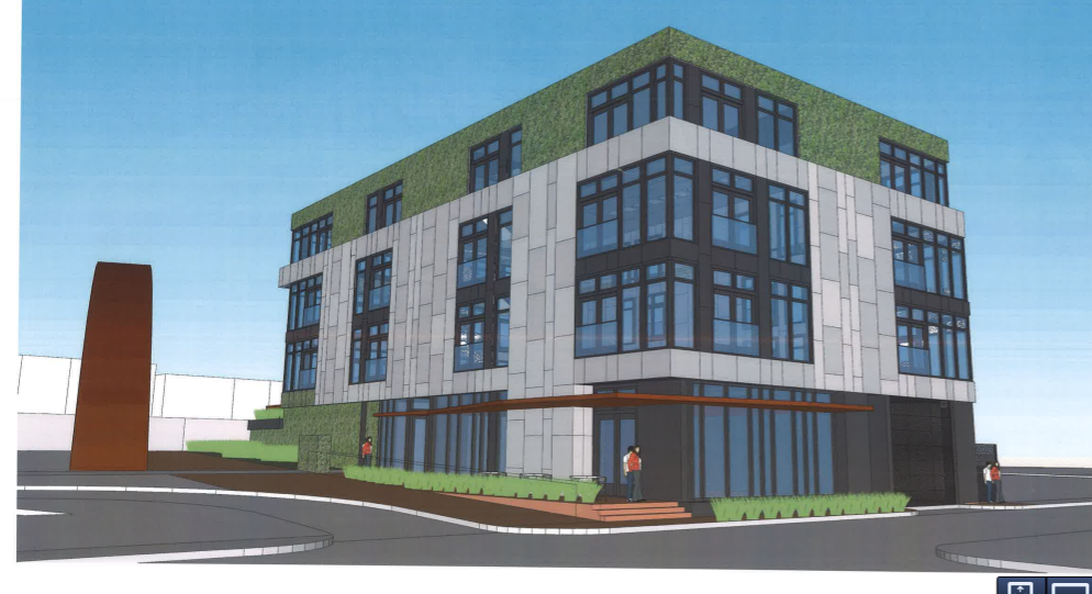 Rendering by Mathes Brierre Architects, via City of New Orleans.