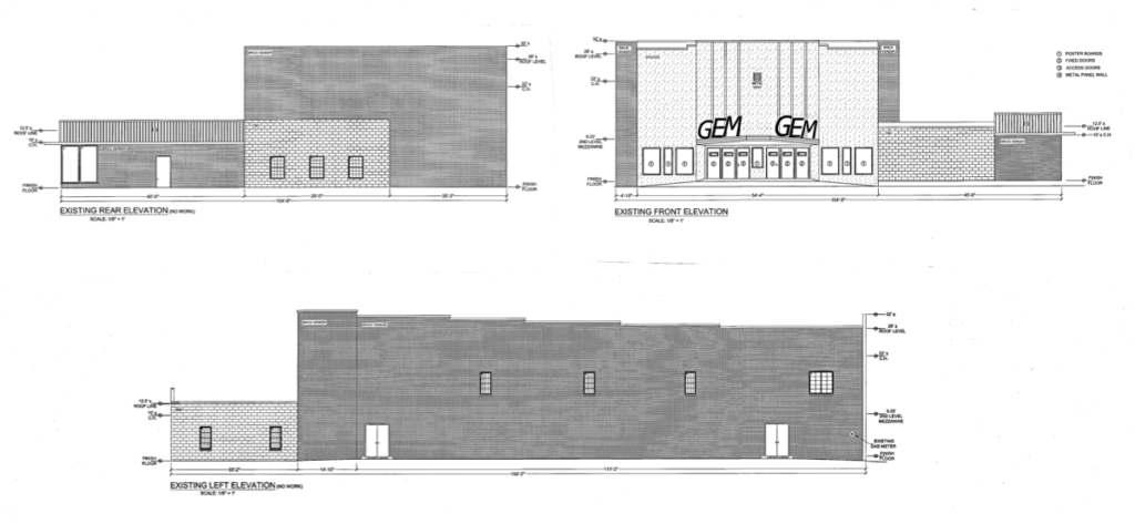 Plans for Wayward Brewery via City of New Orleans