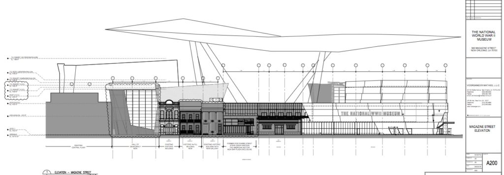 WWII Museum - American Sector Magazine Plans 3 (1)