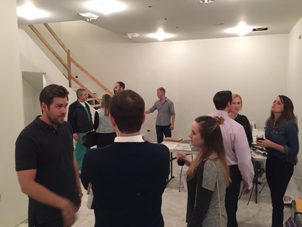 Photo of Baker's Row at the November 2016 Canal Street Beat Property Showcase event.